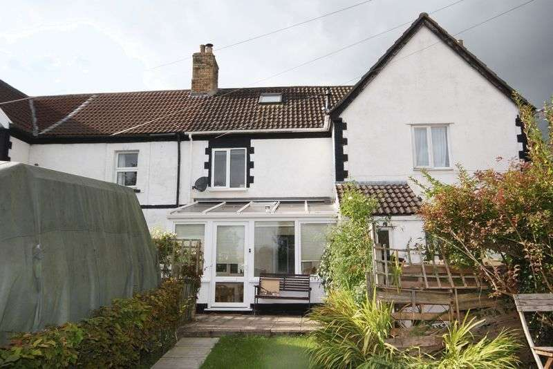 2 Bedrooms Terraced House for sale in Goodeaves Cottage, Coleford