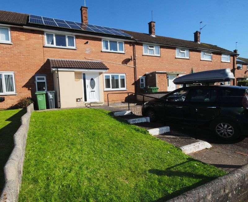 3 Bedrooms Terraced House for sale in Croyde Avenue, Llanrumney