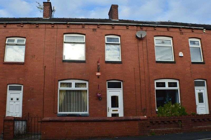 4 Bedrooms Terraced House for sale in Birchenlea Street, Oldham