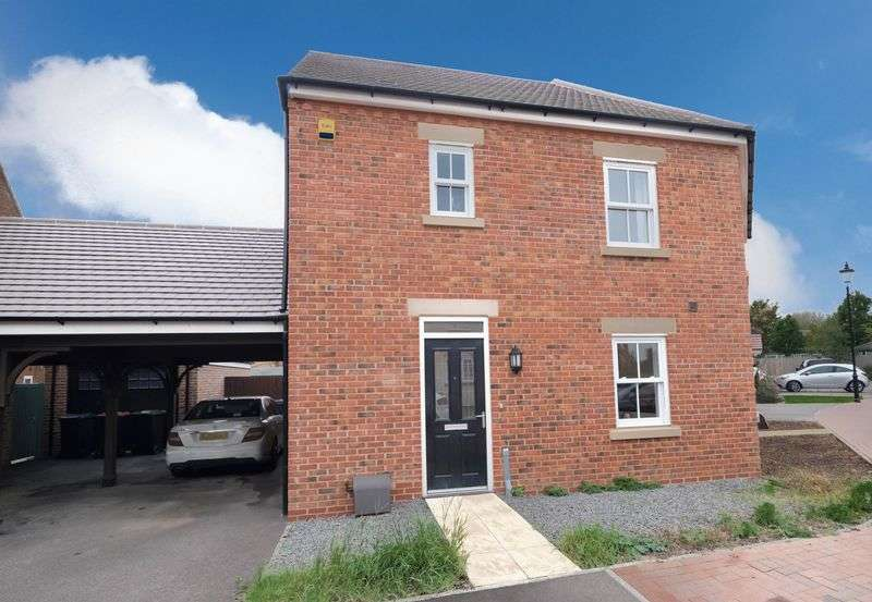 2 Bedrooms Property for sale in Lewis Close, Kempston, Bedford