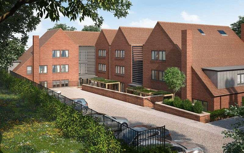 2 Bedrooms Flat for sale in Hale Road, Wendover