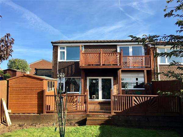 4 Bedrooms Semi Detached House for sale in Annbrook Road, Ipswich