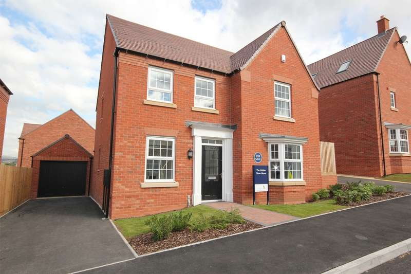 4 Bedrooms Detached House for sale in Tenbury View, Oldwood Road, Tenbury Wells, Worcestershire
