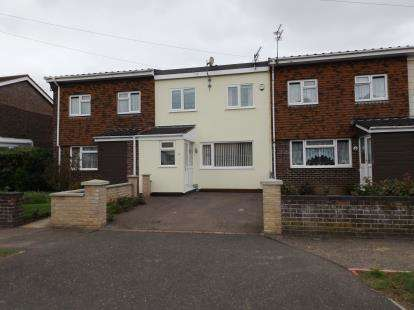 3 Bedrooms Terraced House for sale in Gorleston, Great Yarmouth, Norfolk
