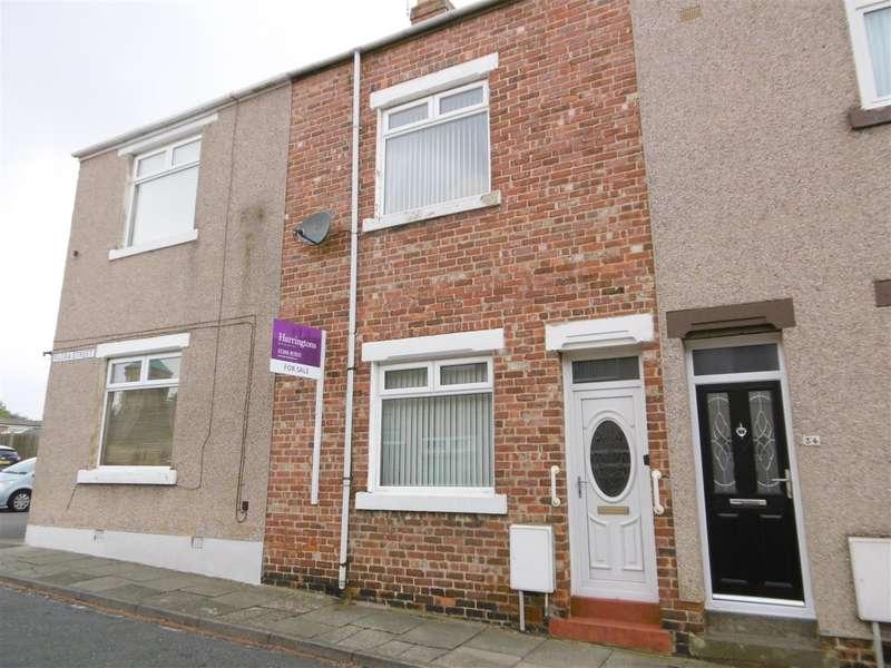 2 Bedrooms House for sale in Flora Street, Spennymoor