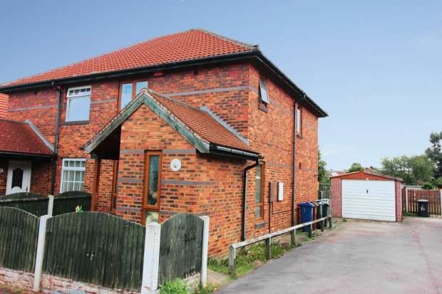 3 Bedrooms Semi Detached House for sale in Greenbank, Barnsley, South Yorkshire, S71 3RS