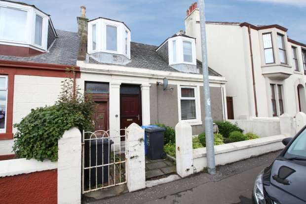 4 Bedrooms Semi Detached House for sale in Manse Street, Saltcoats, Ayrshire, KA21 5AA