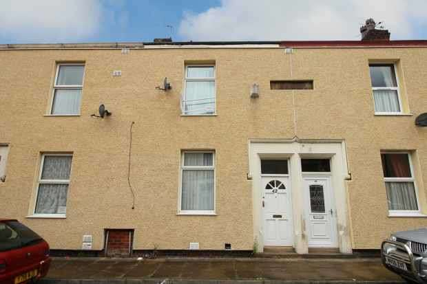 2 Bedrooms Terraced House for sale in Annis Street, Preston, Lancashire, PR1 4XU