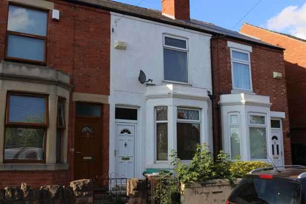 2 Bedrooms Terraced House for sale in Henrietta Street, Nottingham, Nottinghamshire, NG6 9JB