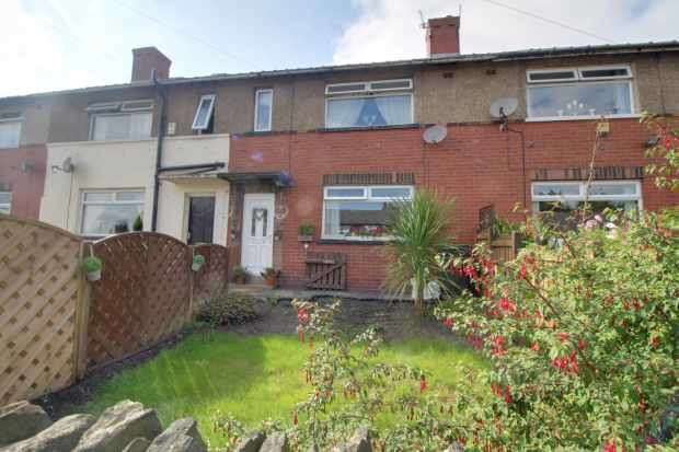 4 Bedrooms Terraced House for sale in Vegal Crescent, Halifax, West Yorkshire, HX3 5NX