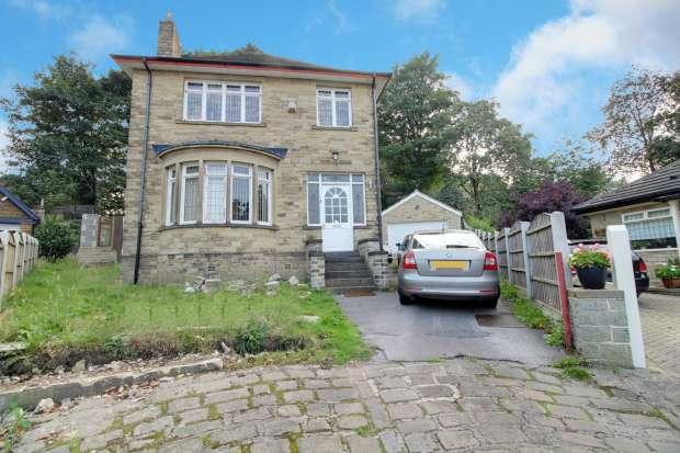 6 Bedrooms Detached House for sale in Northfield Road, Dewsbury, West Yorkshire, WF13 2JX