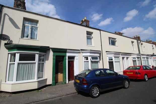3 Bedrooms Terraced House for sale in Edwards Street, Stockton-On-Tees, Cleveland, TS18 3HU