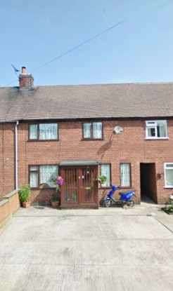 3 Bedrooms Terraced House for sale in Coronation Crescent, Rocester, Staffordshire, ST14 5LD