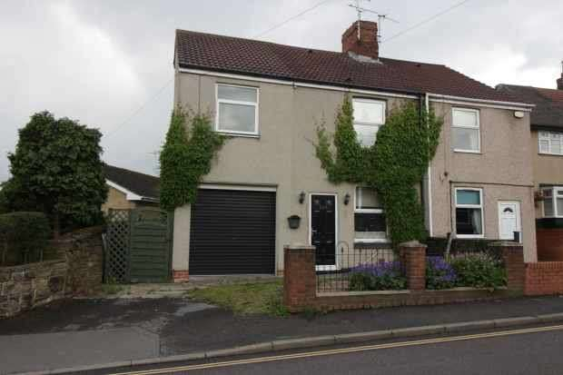 3 Bedrooms Semi Detached House for sale in Manor Road, Chesterfield, Derbyshire, S43 1NX