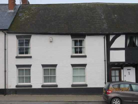 5 Bedrooms Terraced House for sale in Portland Street, Hereford, Herefordshire, HR4 8SB