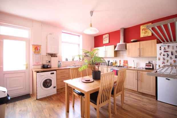 2 Bedrooms Terraced House for sale in Lancaster Street, Accrington, Lancashire, BB5 3PJ
