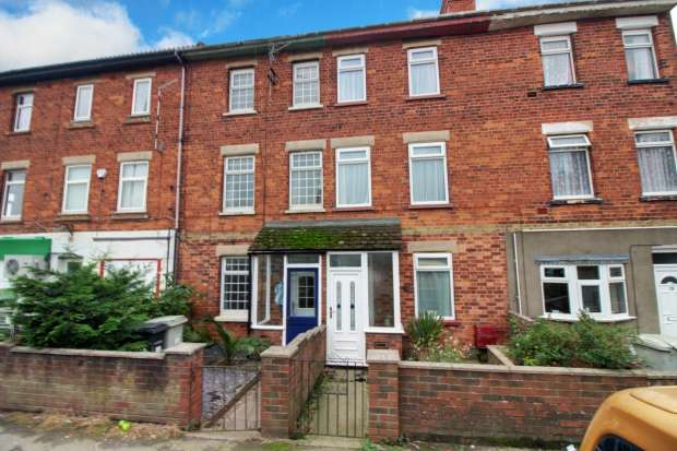 4 Bedrooms Terraced House for sale in Wainfleet Road, Skegness, Lincolnshire, PE25 3RG