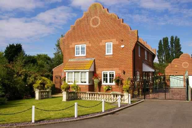 4 Bedrooms Detached House for sale in Peploe Court, North Lincolnshire, Lincolnshire, DN19 7PS