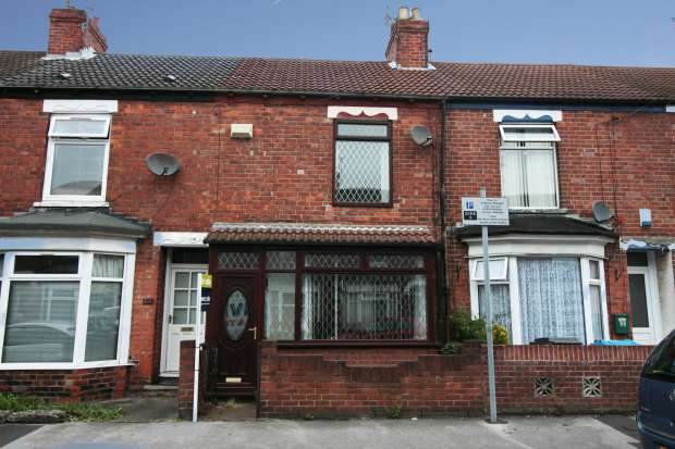 2 Bedrooms Terraced House for sale in Newstead Street, Hull, North Humberside, HU5 3NQ