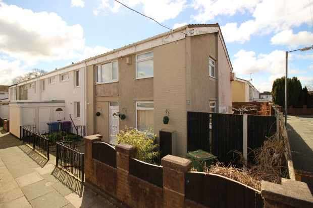 4 Bedrooms Property for sale in Corner Brook, Liverpool, Merseyside, L28 0QG