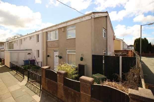 4 Bedrooms Property for sale in Corner Brook, Liverpool, Merseyside, L28 0QG