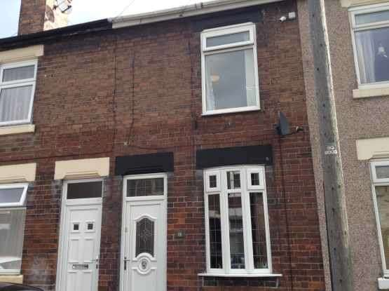 2 Bedrooms Terraced House for sale in Packet Street, Stoke-On-Trent, Staffordshire, ST4 3DZ