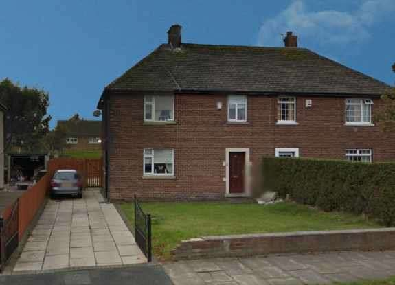 3 Bedrooms Semi Detached House for sale in Reevy Avenue, Bradford, West Yorkshire, BD6 3RR