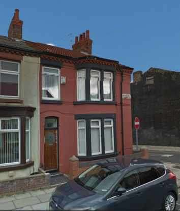 3 Bedrooms Property for sale in Lynholme Road, Liverpool, Merseyside, L4 2XB