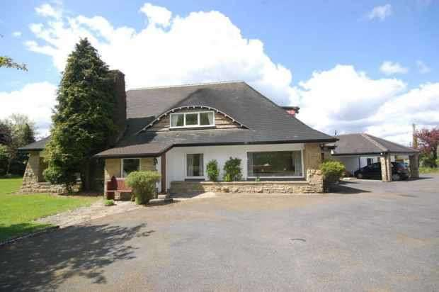 5 Bedrooms Detached House for sale in Northfield Lane, Huddlesfield, West Yorkshire, HD8 0QT