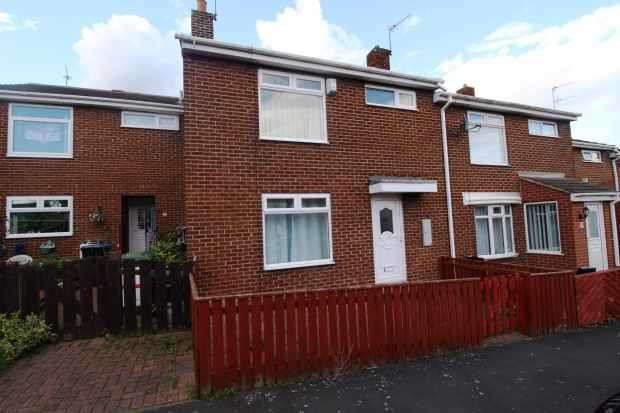 3 Bedrooms Terraced House for sale in Windsor Place, Shotton Colliery, Durham, DH6 2XB