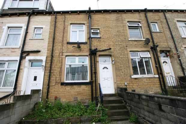 3 Bedrooms Terraced House for sale in Harlow Road, Bradford, West Yorkshire, BD7 2HU