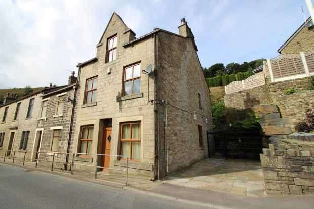 3 Bedrooms Terraced House for sale in Burnley Road East, Rossendale, Lancashire, BB4 9JR