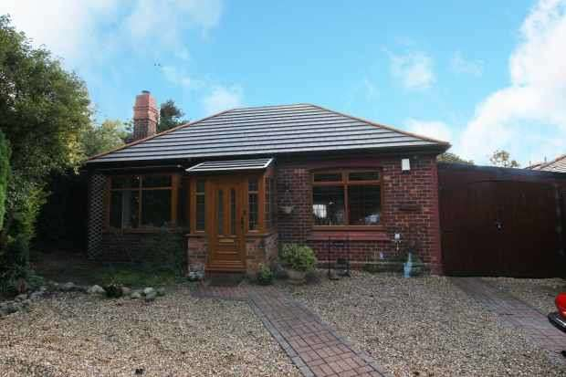 2 Bedrooms Detached Bungalow for sale in Chester Road, Runcorn, Cheshire, WA7 3BD