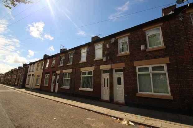 2 Bedrooms Terraced House for sale in Lyon Street, Garston, Liverpool, Merseyside, L19 8LA
