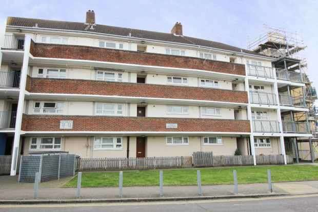 2 Bedrooms Flat for sale in Keir Hardie House, London, Greater London, NW10 4BX