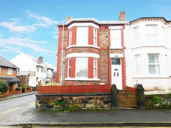 4 Bedrooms Property for sale in Brattan Rd, Birkenhead, Merseyside, CH41 2US