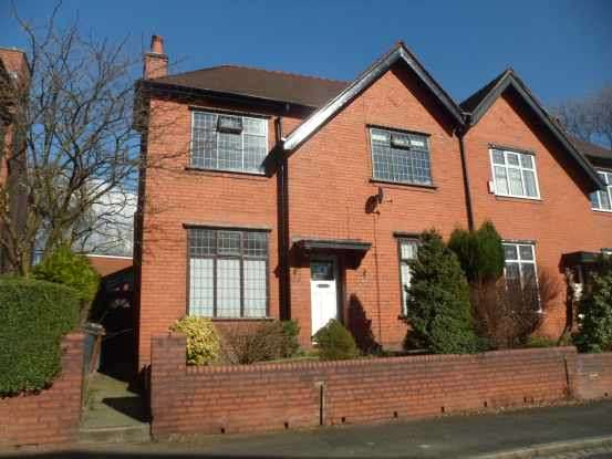 3 Bedrooms Semi Detached House for sale in Langdale Avenue, Oldham, Lancashire, OL8 4DL