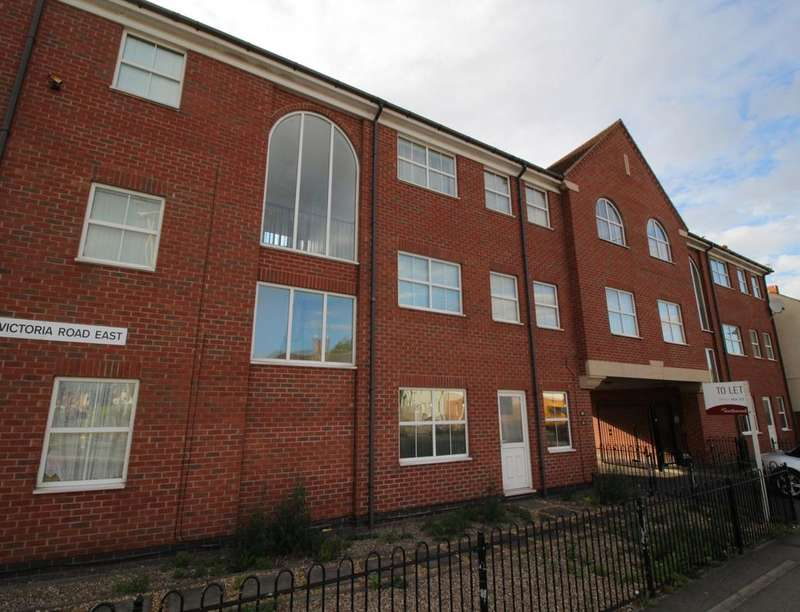 1 Bedroom Flat for sale in Victoria Road East, Leicester, LE5