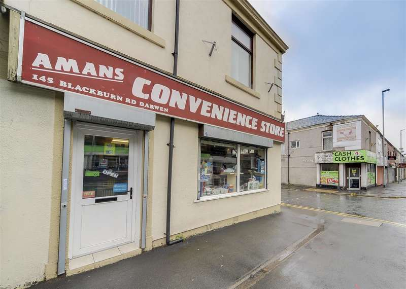 4 Bedrooms Shop Commercial for sale in Blackburn Road, Darwen, Blackburn