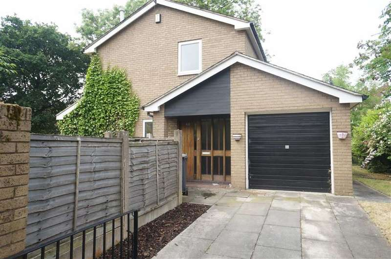 4 Bedrooms Property for sale in Sedgeborough Road, Whalley Range, Manchester, M16