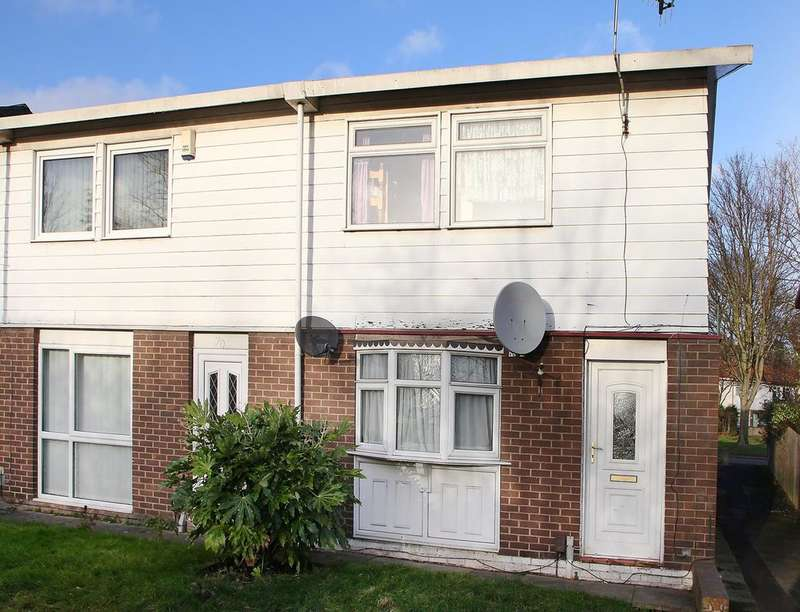 3 Bedrooms Property for sale in Cairns Close, Off Hucknall Road, Nottingham, NG5