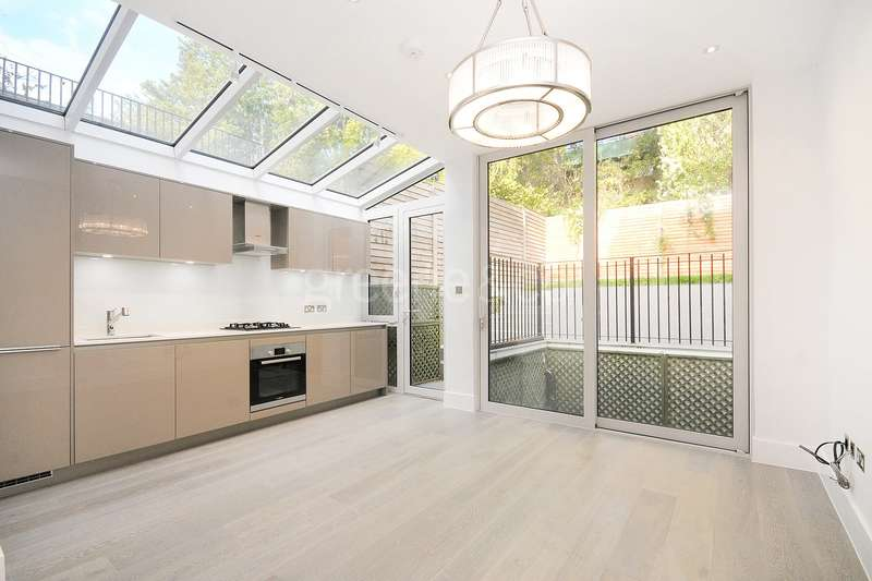 2 Bedrooms Maisonette Flat for sale in Sherriff Road, West Hampstead, London, NW6
