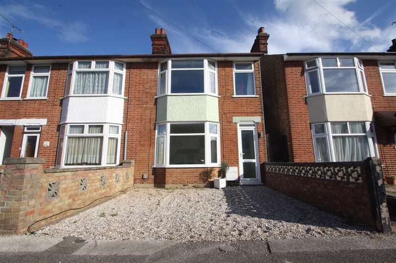 3 Bedrooms End Of Terrace House for sale in Britannia Road, Ipswich