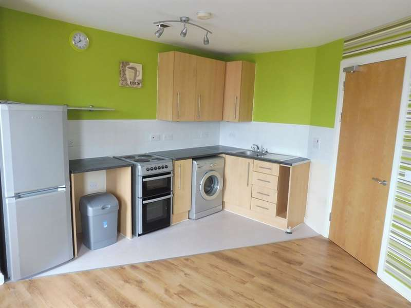 1 Bedroom Apartment Flat for sale in Falcon Drive, Cardiff