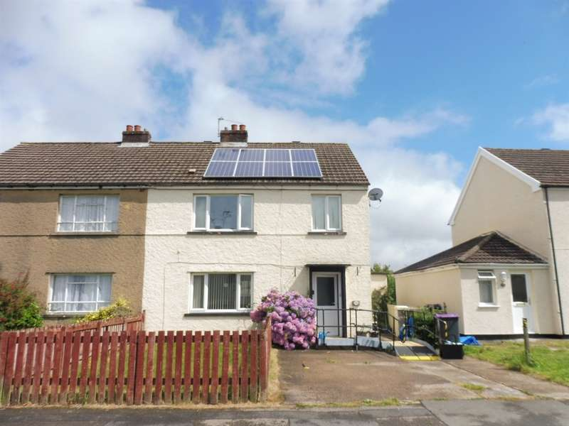 3 Bedrooms Semi Detached House for sale in South Road, Oakfield, Cwmbran