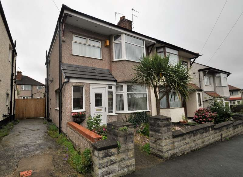 4 Bedrooms House for sale in Westbourne Road, Wallasey