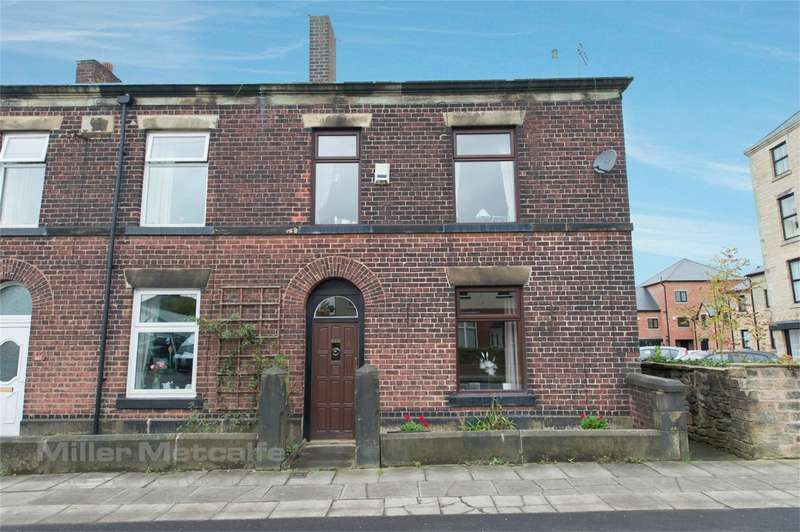 3 Bedrooms End Of Terrace House for sale in Walmersley Road, Walmersley, Bury, Lancashire