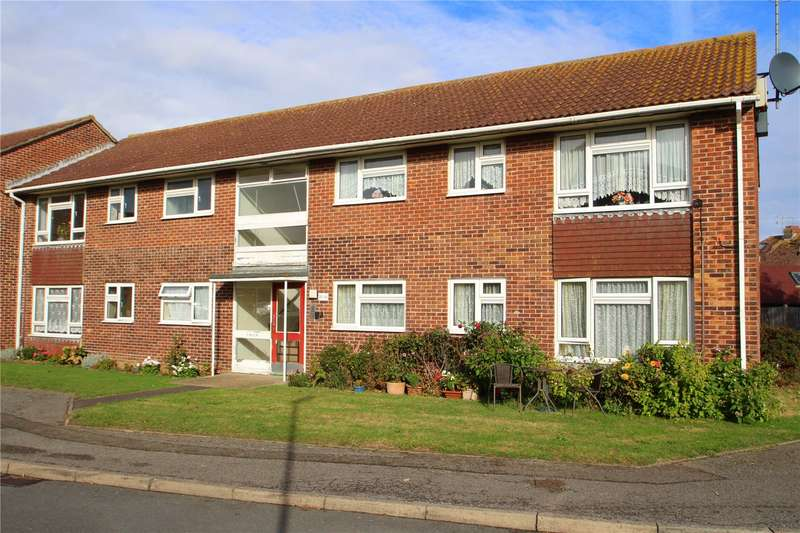 2 Bedrooms Apartment Flat for sale in Beachcroft Place, Lancing, West Sussex, BN15