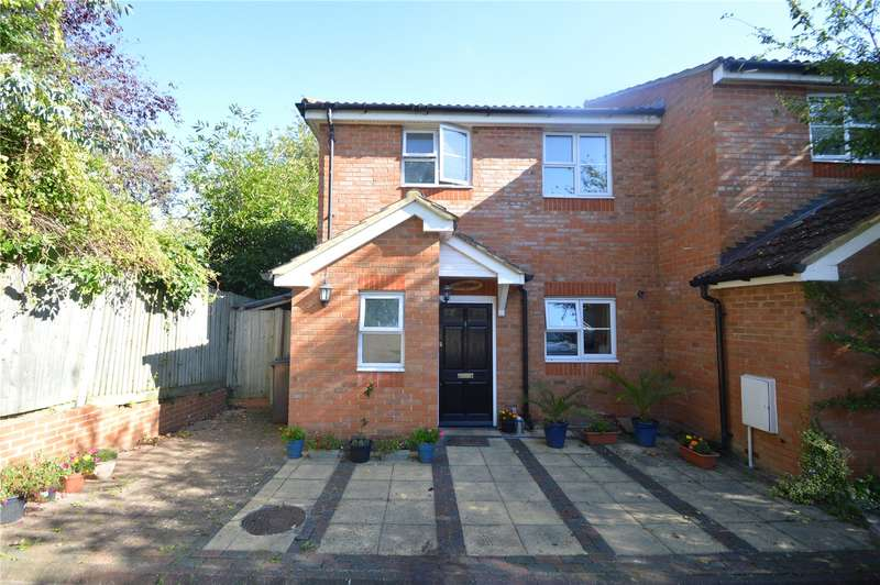 3 Bedrooms Semi Detached House for sale in The Tressel, Maidenhead, Berkshire, SL6