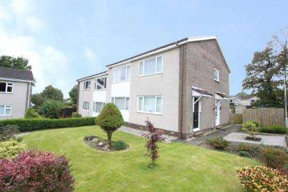 2 Bedrooms Flat for sale in Cannerton Crescent, Milton of Campsie, Glasgow, East Dunbartonshire